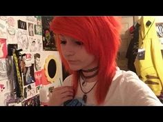 Scene Hair and Makeup Tutorial - YouTube (Sarah Christine Fowler)