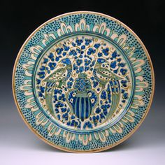 Porceleyne Fles Delft, a wall plate