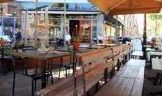 Bar Mowgli: Aziatisch eten op het Beukenplein in Amsterdam Oost.