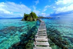 Togian Islands, Indonesia - The waters around Togian are filled with a rich wide array of marine life, and makes for an ideal spot for snorkeling or scuba diving. Other things to do include taking a day trip to Una Una Island to hike up a still-active volcano, and paying a visit to the indigenous Bajau people, commonly known as sea gypsies.