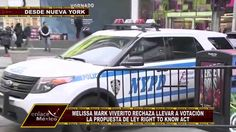 EVITAN VOTACIÓN DE PROPUESTA DE RIGHT TO KNOW ACT EN CIUDAD DE NUEVA YORK