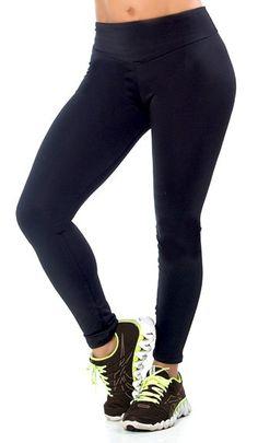 Workout Leggings Black