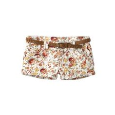Mossimo Supply Co. Juniors Denim Shorts Assorted Colors ($18) ❤ liked on Polyvore