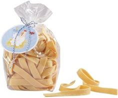 HABA Soft Biofino Tagliatelle Noodles Grocery Toy