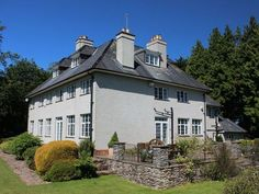 Monkham House, Exmoor National Park, Somerset, England, Sleeps 16, Bedrooms 7, Self-Catering Holiday Cottage, Pet Friendly.