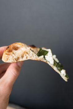 sourdough pizza cornicione