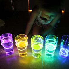 Glow Stick Fun {Family Fun}