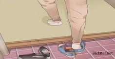 Chodíte po dome v topánkach?