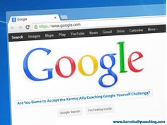 Are You Game for the Karmic Ally Coaching Self-Google-Challenge?  #egosurfing #Google