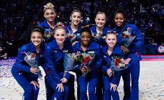 USA Women's Olympic Team 2016