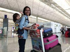 Air Travel and Babywearing – Babywearing International Blog