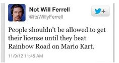 Can I get my license then? But I totally agree!