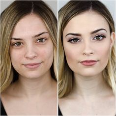108 Best Before And After Makeup Images In 2019 Beauty Makeup