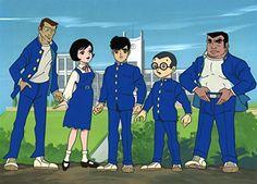 BAKUHATSU-GORO ばくはつ五郎 1970