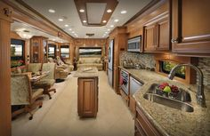 Continental Coach | Custom Luxury 5th Wheels and Travel Trailers