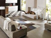 basement floor option:  Flexi-Tile