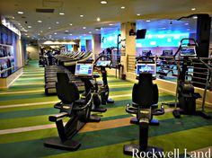 #Esportsgyms: Rockwell Land chooses the best when it comes to providing their residents with gym equipment. As one of the very first partners of Technogym in Manila, our long-standing relationship with Rockwell has ensured that the club has top of the line gym equipment and continuous preventive maintenance services to guarantee that these machines are in top condition. #GymTime #Workout