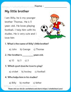Reading Comprehension Grade 1, Picture Comprehension, Grade 1 Reading, Mini Reading, Phonics Reading, 2nd Grade Reading Passages, English Worksheets For Kids, Reading Worksheets, School Worksheets