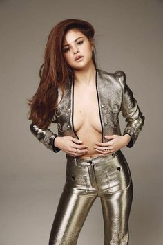 Selena Gomez for Marie Claire Magazine, June 2016 - Daily Actress