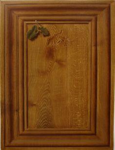 Small Oak panel, Mats Carlson