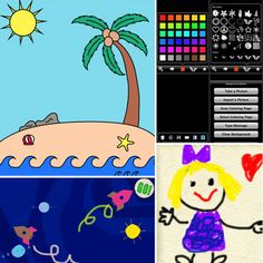 Coloring Apps For Kids