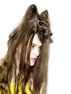 Nagi Noda's Dog Hair Hats Are Just Plain Wild | Dogster