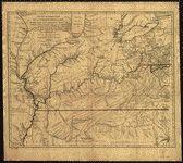 Partie occidentale de la Virginie, Pensylvanie, Maryland, et Caroline Septle. la rivière d'Ohio, et toutes celles qui s'y jettent, partie de la Rivière Mississippi, tout le cours de la rivière de Illinois, le Lac Erie, partie des Lacs Huron et Michigan &. toutes les contrées qui bordent ces lacs et rivières,