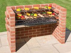 Come realizzare un barbecue in giardino