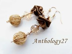 Tutorial Wire Wrapped Beads by anthology27 on Etsy