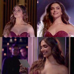 Deepika Padukone for LUX Golden Rose Awards 2017