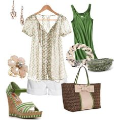 Summer Is Coming!, created by amyjoyful1.polyvore.com
