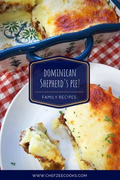 Imagine craving a lasagna but in the form of meat & potatoes… Imagine having a good ol' Shepherd's Pie but wishing it… One Pot Dishes, Oven Dishes, One Pot Meals, Food Dishes, Food Food, Dutch Recipes, Cuban Recipes, Steak Recipes, Spanish Recipes
