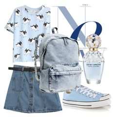 """Blue vintage"" by yanavakarchuk on Polyvore"