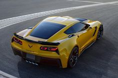 2015 Corvette Z06 Has 625HP, Is Faster Than C6 ZR1 on the Track! [w/Video] - Carscoops