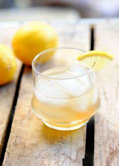 Meyer Lemon Whiskey Sour. The Backyard Bartender: When Life Gives You Lemons...
