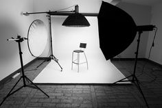 Setting up a photography studio requires some wise investments. Here are the best choices for three different budgets.