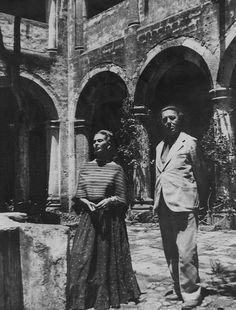 Frida and Andre Breton