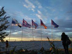 Флаги неба
