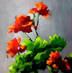 "Daily+Paintworks+-+""Whats+Your+Secret?""+-+Original+Fine+Art+for+Sale+-+©+Laurie+Mueller"
