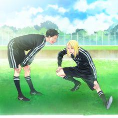 Tsukamoto Tsukushi & Kazama Jin Seiseki team