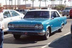 1966 Rambler Classic Rebel. My car before I owned it