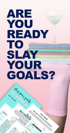 Step by step route to slay your goals. Grab your Slay Your Goals Planner from from It's All You, Boo! Goals Worksheet, Growth Quotes, Motivation Goals, Flirt Tips, Goals Planner, Health Logo, Future Goals, Care Plans, Couple