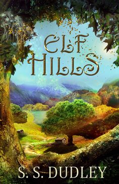 Q&A with @SS_Dudley author of #fantasy ELF HILLS.  On sale now for $0.99. Win a $50 Amazon/BN GC.  http://writerwonderland.weebly.com/goddess-fish-tour/elf-hills-author-interview-giveaway … @morgankwyatt
