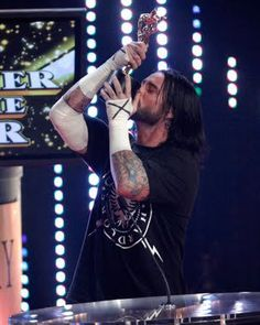 2009 WWE Slammy Award for Shocker of the Year - Forcing Jeff Hardy out of the WWE after Steel Cage match victory