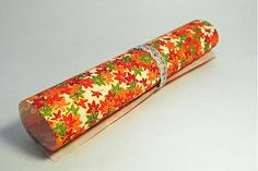 JaponskaZahrada / Handmade origami papier - Jesenné listie farebné