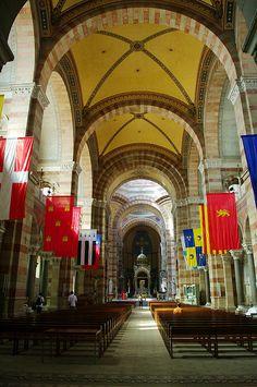 France, Bouches-du-Rhône, Marseille, Cathédrale de la Major
