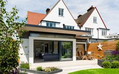 From modern extension ideas and glass boxes to oak frames and brick built additions, find inspiration with our pick of the best contemporary extension designs House Extension Design, Extension Designs, Glass Extension, House Design, Extension Ideas, Rear Extension, Orangery Extension, Single Storey Extension, Suburban House