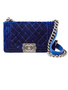 Chanel Quilted Bag -Summer 2012