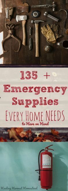 Emergencies can happen at any time. In fact, given the recent disasters our country has faced (shootings, hurricanes, forest fires, and more), every home should have basic emergency supplies stored away to be prepared in case of emergency. Here is a segmented list of emergency supplies you should start storing up now to be prepared for any emergency!
