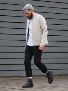 Streetstyle Inspiration for Men! #WORMLAND Men's Fashion #menstyle